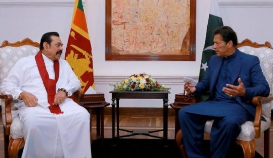 عمران خان کے سری لنکا کے دورے پر کتنا خرچہ آیا؟