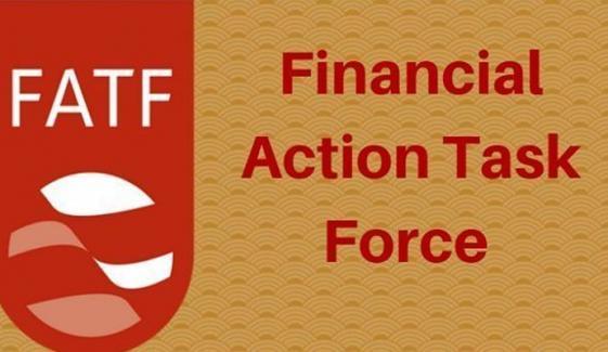 FATF کے صدر آج شام ورچوئل پریس کانفرنس سے خطاب کرینگے