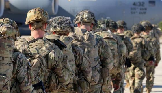 امریکی فوج میں سفیدفام بالادستی فعال