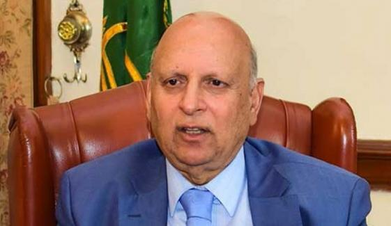 گورنر پنجاب کی بلامقابلہ سینیٹر منتخب ہونے والے پی ٹی آئی اراکان کو مبارکباد