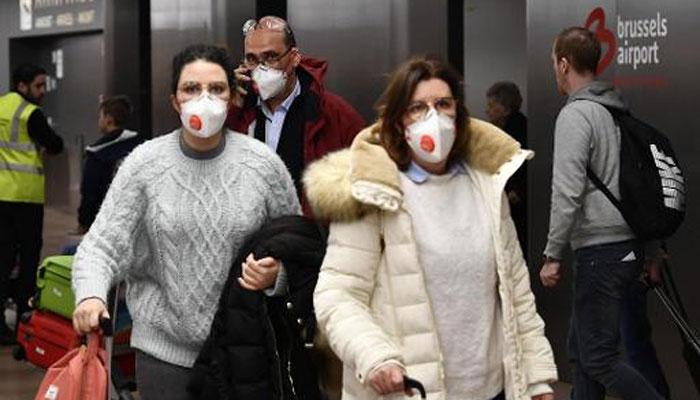 بیلجیئم میں کورونا وائرس سے اب تک 22000 افراد ہلاک ہوچکے