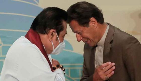 کورونا سے جاں بحق افراد کی تدفین کی اجازت دینے پر عمران خان سری لنکن قیادت کے شکرگزار