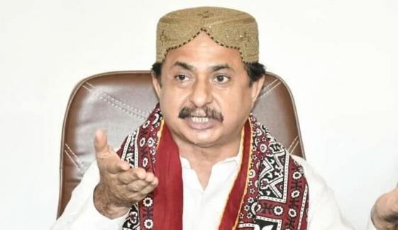 'سیکریٹری داخلہ سندھ نے مجھ پر قاتلانہ حملہ کرایا'
