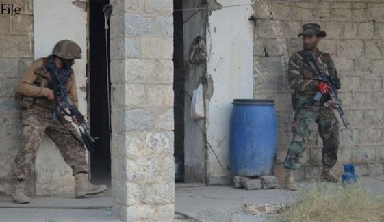 جنوبی وزیرستان میں کارروائی، طالبان کمانڈر نورستان ہلاک