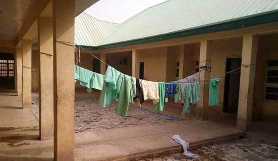 نائیجیریا میں 317 طالبات کا اغوا، سرچ اور ریسکیو آپریشن شروع