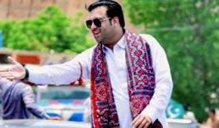 نومنتخب رکن قومی اسمبلی پیر امیر علی شاہ جیلانی نے حلف اٹھالیا