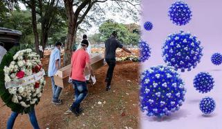 دنیا: کورونا وائرس سے اموات 25 لاکھ 20 ہزار سے متجاوز