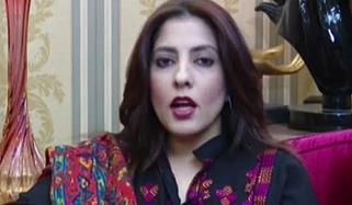 کراچی میں میرے گھر پرحملہ کیا گیا، پلوشہ خان