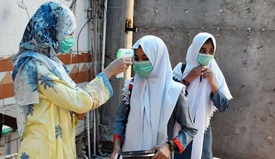 ملک میں 5 لاکھ 44 ہزار کورونا وائرس کے مریض شفایاب