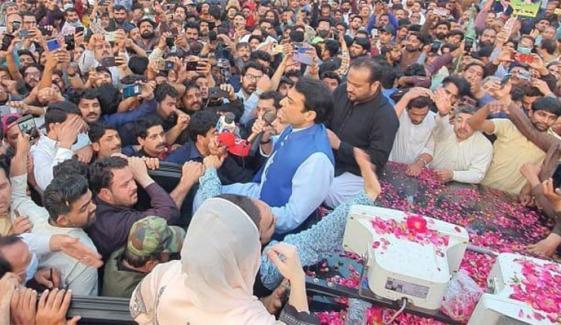 'عمران خان کا یوم حساب شروع ہوگیا'