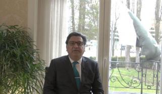 کمیونٹی کی فلاح و بہبود اولین ترجیح ہے، پاکستانی سفیر برائے یورپین یونین