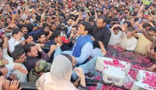 عمران خان آپ کا یوم حساب شروع ہوگیا، حمزہ شہباز