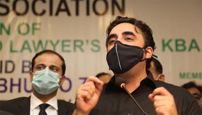 بلاول بھٹو زرداری کی ایم کیو ایم پاکستان کو پی ڈی ایم میں شمولیت کی دعوت