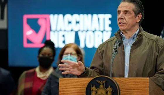 گورنر نیویارک کے خلاف ایک ہفتے میں دوسری بار جنسی ہراسانی کے الزامات