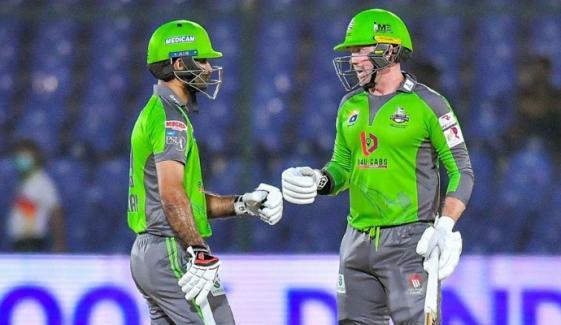 لاہور نے کراچی سے جیتی بازی چھین لی