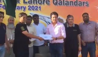 لاہور قلندرز نے ہاکی کی ترقی کا بیڑا بھی اٹھالیا
