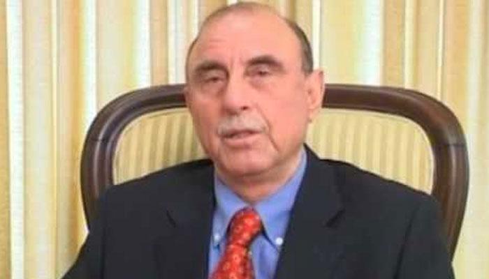 راولپنڈی: سابق گورنر خیبرپختونخوا کے گھر پر ڈکیتی، مقدمہ درج
