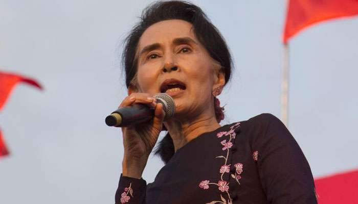 آنگ سان سوچی کو دو نئے الزامات کا سامنا