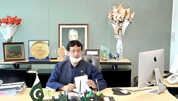 ایم کیوایم پاکستان وفاقی حکومت کے ساتھ کھڑی ہے، امین الحق