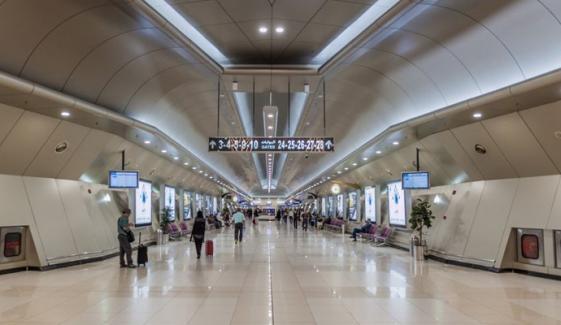 کویت: ایئر پورٹ پر جدید ترین سیکیورٹی کیمروں کی تنصیب