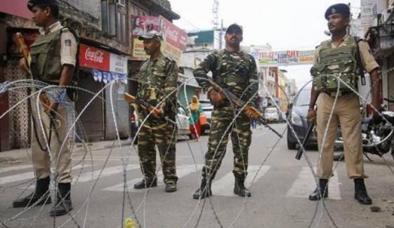 بھارتی فوج نے گزشتہ ماہ 6 کشمیریوں کوشہید کیا، کشمیری میڈیا
