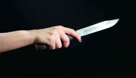 رشتے دار لڑکی کا دولہا پر چھری سے وار، خود بھی خودکشی کرلی