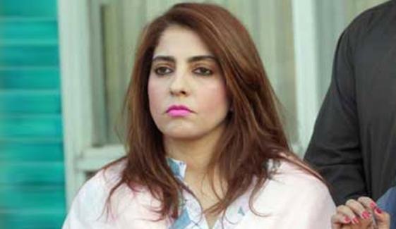 پیپلز پارٹی کی پلوشہ خان سینیٹ الیکشن کیلئے اہل قرار