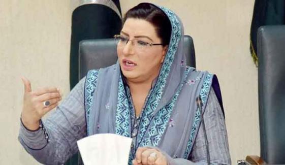 لاہور: سیاسی بلونگڑے سپریم کورٹ کی رائے پر بغلیں بجا رہے ہیں، فردوس عاشق