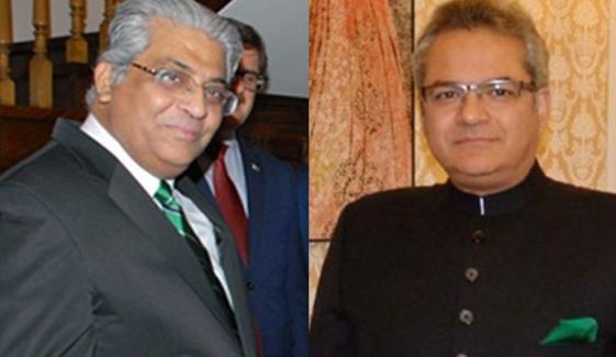 میڈرڈ میں شجاعت علی راٹھور سفیر پاکستان مقرر