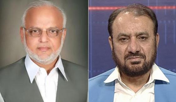 جماعت اسلامی کا پی ٹی آئی کی حمایت اور تعاون سے انکار