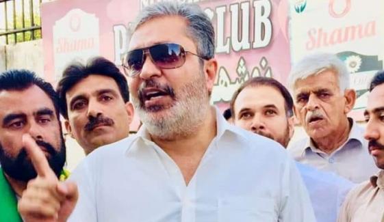 'نصف PTI ارکان اسمبلی باغی ہوچکے'