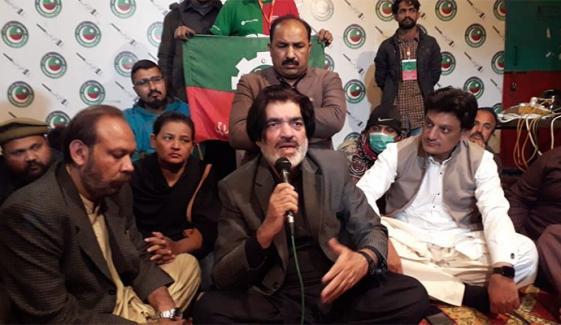 پارٹی کو ووٹ نہ دینے والے کو اسمبلی میں گھسنے نہیں دیں گے، اشرف جبار