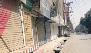 ضلع میرپور میں ایک ہفتے کے لیے لاک ڈاؤن نافذ
