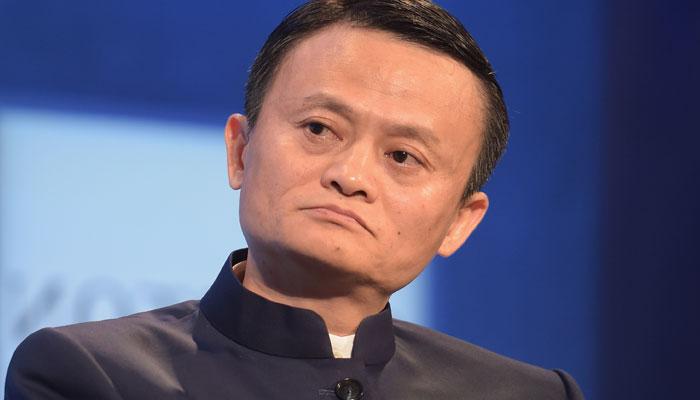 جیک ما سے امیر ترین چینی شخص ہونے کا تاج چھن گیا