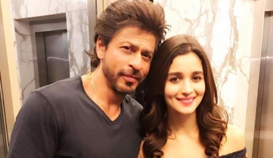 عالیہ بھٹ شاہ رخ خان کے ساتھ فلم پروڈیوس کریں گی