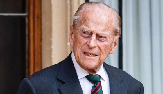 پرنس فلپ علاج کیلئے دوسرے اسپتال منتقل