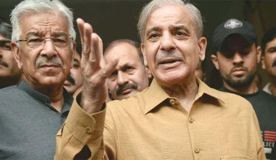 شہباز، آصف کو اسلام آباد جانے کی اجازت