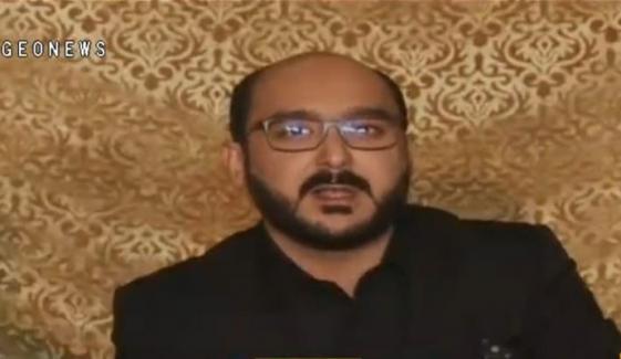 کبھی ووٹوں کی خرید و فروخت میں حصہ نہیں ڈالا، علی حیدر گیلانی