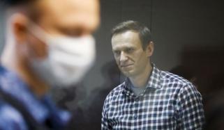 اپوزیشن لیڈر کو زہر دے کر مارنے کی کوشش، امریکا کی روس پر پابندیاں عائد
