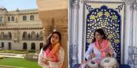 سارہ علی خان طبلہ بجانے کی بھی ماہر