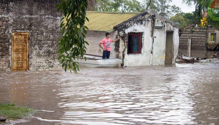 ارجنٹائن میں شديد بارشیں،نظام زندگی مفلوج