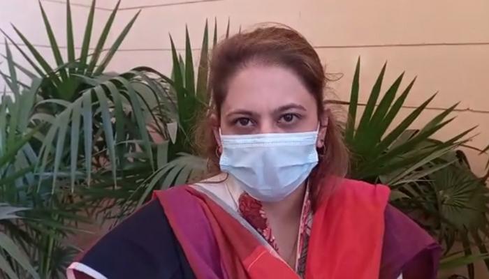 سعدیہ جاوید نے خرم شیر زمان سے موبائل ملنے کی کہانی سنا دی