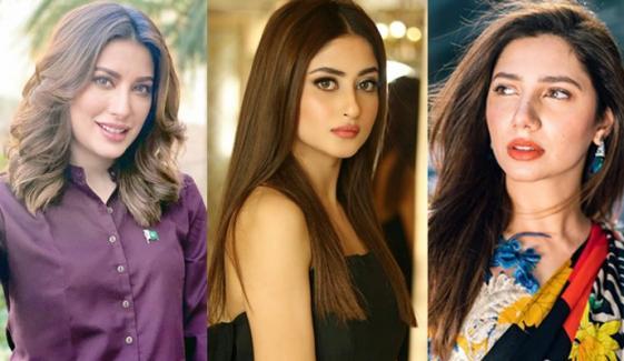 ماہرہ خان نے پاکستانی اداکاراؤں سے متعلق کیا کہا؟