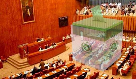 سینیٹ کی 37 نشستوں کیلئے انتخابی میدان سج گیا