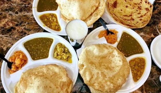 سندھ اسمبلی میں پی پی اراکین کیلئے مزیدار ناشتہ