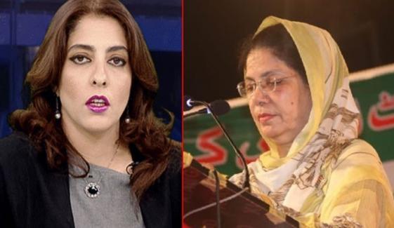 سندھ: پلوشہ خان اور خالدہ اطیب کامیاب قرار