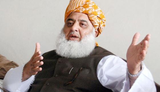 عمران خان اکثریت کھو بیٹھے، مولانا فضل الرحمٰن