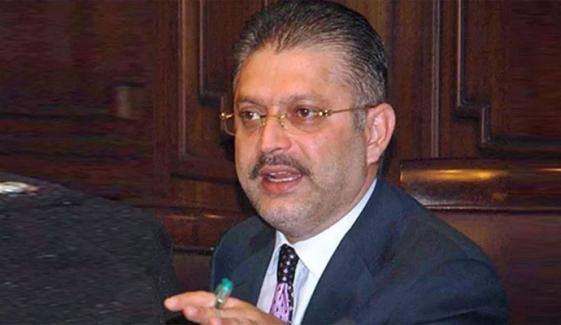 یوسف گیلانی کی کامیابی عمران خان کیخلاف تحریک عدم اطمینان ہے، شرجیل میمن