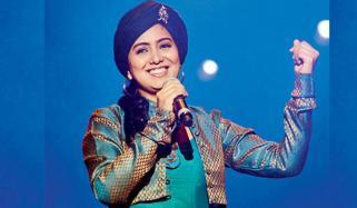 معروف بھارتی گلوکارہ ہرشدیپ کور کے ہاں بیٹے کی پیدائش