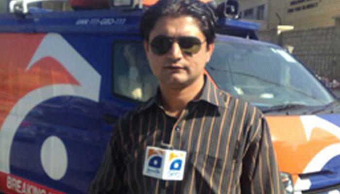 جیو نیوز کے رپورٹر ولی بابر کیس کے خلاف اپیل کا فیصلہ آج